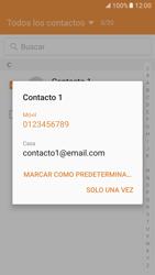 Samsung Galaxy S7 - MMS - Escribir y enviar un mensaje multimedia - Paso 9