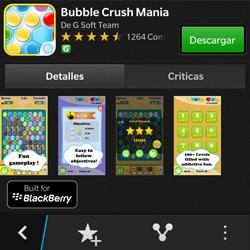 BlackBerry Q5 - Aplicaciones - Tienda de aplicaciones - Paso 6