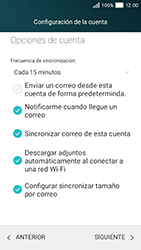 Huawei Y5 - E-mail - Configurar Yahoo! - Paso 10