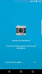 BlackBerry DTEK 50 - Red - Uso de la camára - Paso 4