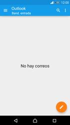 Sony D2203 Xperia E3 - E-mail - Configurar Outlook.com - Paso 3