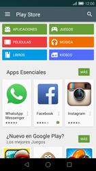 Huawei Ascend G7 - Aplicaciones - Descargar aplicaciones - Paso 3