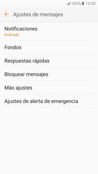 Samsung Galaxy S7 - MMS - Configurar el equipo para mensajes de texto - Paso 6
