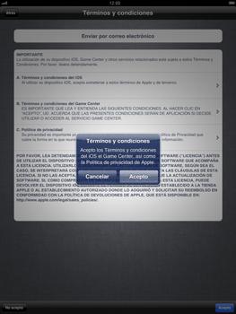 Apple iPad 2 - Primeros pasos - Activar el equipo - Paso 14