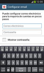 Samsung S7580 Galaxy Trend Plus - E-mail - Configurar correo electrónico - Paso 5