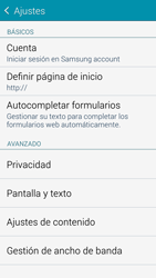 Samsung G850F Galaxy Alpha - Internet - Configurar Internet - Paso 27