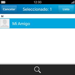 BlackBerry Q5 - MMS - Escribir y enviar un mensaje multimedia - Paso 7