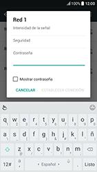 HTC 10 - WiFi - Conectarse a una red WiFi - Paso 7