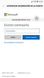 Samsung Galaxy J5 (2017) - E-mail - Configurar Outlook.com - Paso 8