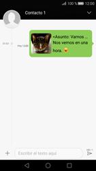 Huawei P8 - MMS - Escribir y enviar un mensaje multimedia - Paso 19
