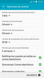 Samsung A500FU Galaxy A5 - E-mail - Configurar Outlook.com - Paso 8
