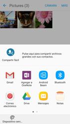 Samsung Galaxy S7 - Connection - Transferir archivos a través de Bluetooth - Paso 11