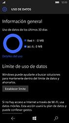 Microsoft Lumia 950 - Internet - Ver uso de datos - Paso 6