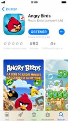 Apple iPhone SE - iOS 11 - Aplicaciones - Descargar aplicaciones - Paso 12