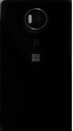 Microsoft Lumia 950 XL - Primeros pasos - Quitar y colocar la batería - Paso 2
