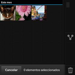 BlackBerry Q5 - Connection - Transferir archivos a través de Bluetooth - Paso 6
