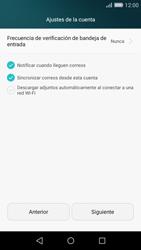 Huawei P8 Lite - E-mail - Configurar Outlook.com - Paso 8