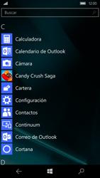 Microsoft Lumia 950 - Internet - Ver uso de datos - Paso 3