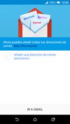 HTC One A9 - E-mail - Configurar Gmail - Paso 6