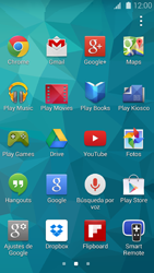 Samsung G900F Galaxy S5 - Aplicaciones - Descargar aplicaciones - Paso 3