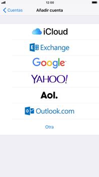 Apple iPhone 7 Plus iOS 11 - E-mail - Configurar Yahoo! - Paso 5