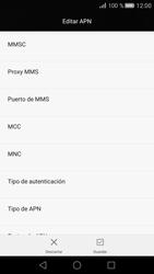 Huawei P8 - MMS - Configurar el equipo para mensajes multimedia - Paso 10