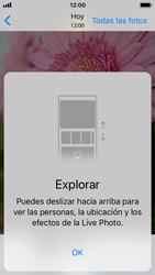 Apple iPhone 5s - iOS 11 - Red - Uso de la camára - Paso 9