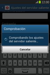 Samsung S6310 Galaxy Young - E-mail - Configurar correo electrónico - Paso 18