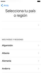 Apple iPhone SE - Primeros pasos - Activar el equipo - Paso 8