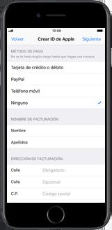 Apple iPhone SE - iOS 11 - Aplicaciones - Tienda de aplicaciones - Paso 15