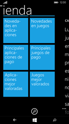 Microsoft Lumia 535 - Aplicaciones - Descargar aplicaciones - Paso 8