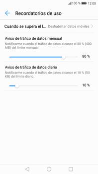 Huawei Mate 9 - Internet - Ver uso de datos - Paso 12