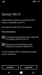 Microsoft Lumia 535 - Primeros pasos - Activar el equipo - Paso 10