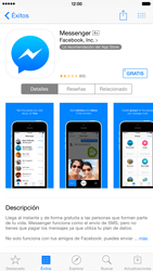 Apple iPhone 6 Plus iOS 8 - Aplicaciones - Tienda de aplicaciones - Paso 7
