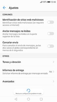 Huawei P10 Plus - MMS - Configurar el equipo para mensajes de texto - Paso 5