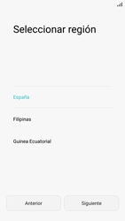 Huawei P9 Lite - Primeros pasos - Activar el equipo - Paso 5