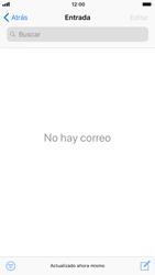 Apple iPhone 7 iOS 11 - E-mail - Escribir y enviar un correo electrónico - Paso 3