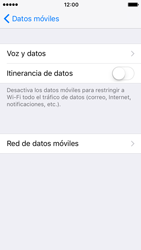 Apple iPhone 5s iOS 10 - MMS - Configurar el equipo para mensajes multimedia - Paso 9