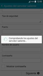 Samsung A500FU Galaxy A5 - E-mail - Configurar correo electrónico - Paso 16