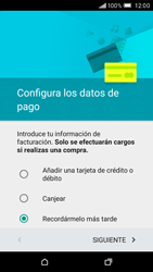 HTC One M9 - Aplicaciones - Tienda de aplicaciones - Paso 14