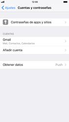 Apple iPhone 7 iOS 11 - E-mail - Configurar Gmail - Paso 9