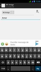 BQ Aquaris 5 HD - MMS - Escribir y enviar un mensaje multimedia - Paso 11