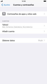 Apple iPhone 8 Plus - E-mail - Configurar Yahoo! - Paso 9