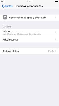 Apple iPhone 7 Plus iOS 11 - E-mail - Configurar Yahoo! - Paso 9