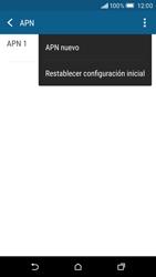 HTC One M9 - MMS - Configurar el equipo para mensajes multimedia - Paso 7