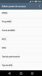 Sony Xperia XA1 - MMS - Configurar el equipo para mensajes multimedia - Paso 12