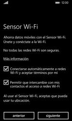 Nokia Lumia 635 - Primeros pasos - Activar el equipo - Paso 9
