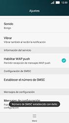Huawei Y5 - MMS - Configurar el equipo para mensajes de texto - Paso 8