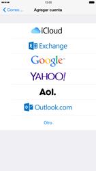 Apple iPhone 6 Plus iOS 8 - E-mail - Configurar Yahoo! - Paso 5
