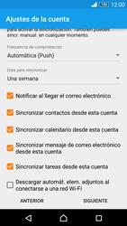 Sony D2203 Xperia E3 - E-mail - Configurar Outlook.com - Paso 8